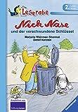 Leserabe - Schulausgabe in Broschur: Nick Nase und der verschwundene Schlüssel