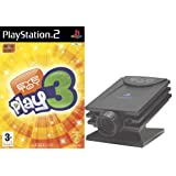 EyeToy Play 3 with Camera (PS2)by Sony