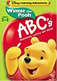 Winnie the Pooh ABC's: Discovering Letters & Words [DVD] [Region 1] [US Import] [NTSC]