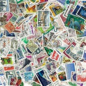 France - Collection de 100 timbres différents