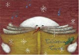 Christmas Caroler (Holiday Greeting Cards)