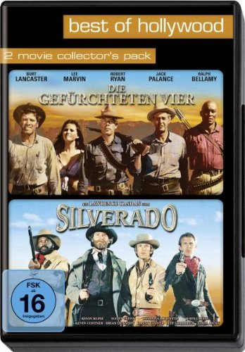 Die gefürchteten Vier/Silverado - Best of Hollywood (2 DVDs)