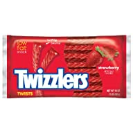TWIZZLERS Twists (Strawberry, 16-Ounc…