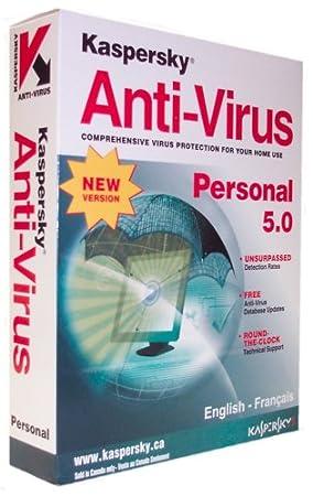 Kaspersky Anti-Virus Personal 5.0 (vf)