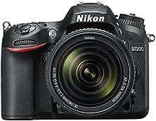 Comprar Nikon D7200 - Cámara réflex digital de 24.2 MP (pantalla de 3.2