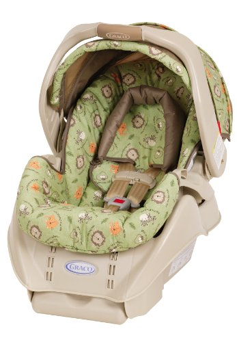 Graco Snugride Infant Car Seat, On the Run