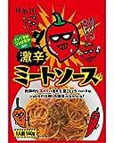ハチ食品 激辛ミートソース 140g