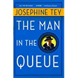 Man in the Queue ~ Josephine Tey
