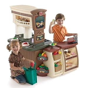 Amazon.com: Step2 Fresh Market Kitchen: Toys & Games