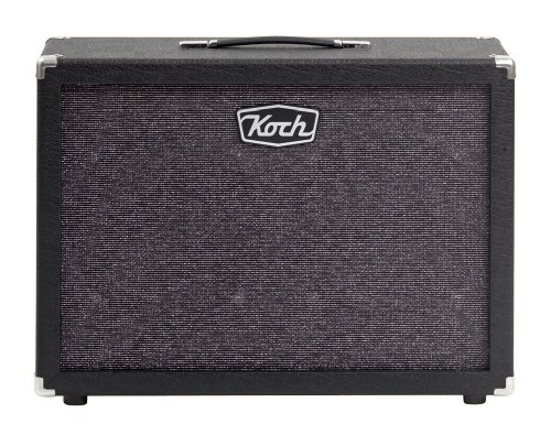 Koch TS212H-S 2 x 12 Cabinet, 180W, 8 Ohms, Horizontal Version, Silver Cloth koch h dear mr m