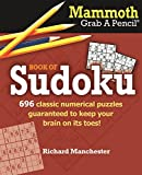 img - for Mammoth Grab A Pencil Book of Sudoku book / textbook / text book