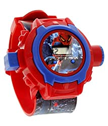Theme My Party Spider Man Projector Watch