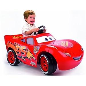 cars lightning mcqueen elektro auto neu ovp ebay. Black Bedroom Furniture Sets. Home Design Ideas