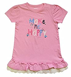 Babeez Baby Girl Dress with Polka dots