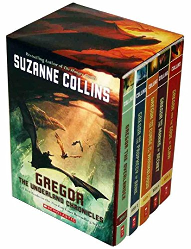 Gregor the Underland Chronicles (5 Volume Set) - Suzanne Collins