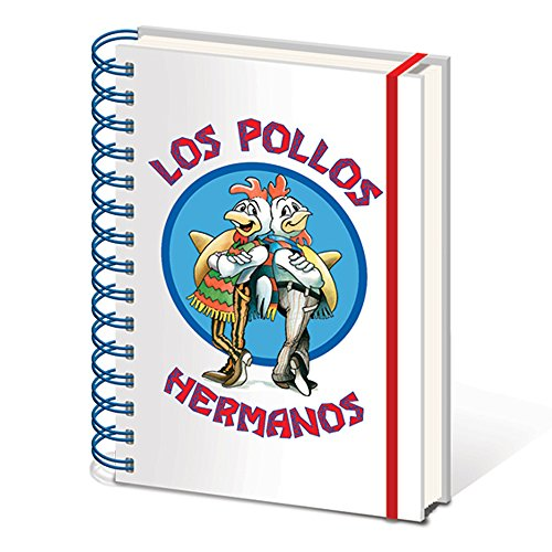 breaking-bad-notebook-a5-los-pollos-hermanos-pyramid-international