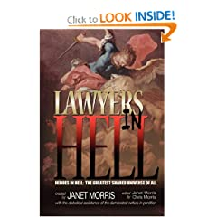 Lawyers in Hell by Chris Morris and Janet Morris