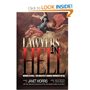 Lawyers in Hell by Janet Morris and Chris Morris