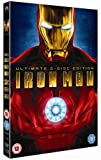 Iron Man (2-Disc Ultimate Edition) [DVD]