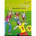 Action Songs: 111 Bewegungslieder f�r coole Kids. Inklusive DVD mit Videos