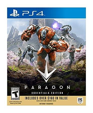 Paragon - Essentials Edition - PlayStation 4
