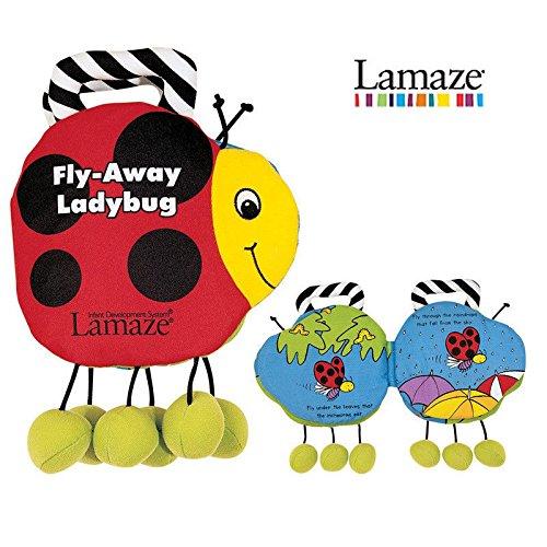 Ladybug Baby Shoes front-648205