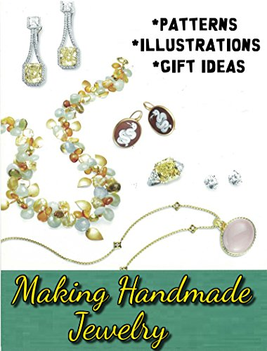 Free Kindle Book : Making Handmade Jewelry - A Step-by-Step Guide