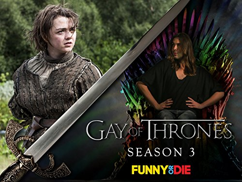 Gay Of Thrones - Season 3