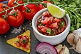 Salsa Garden Seed Kit - 10 Heirloom Seed Variety Pack For This Season of Long-Term Storage - No Hybrids or GMOs