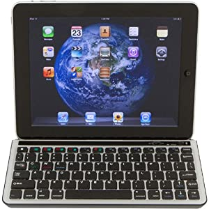 keyboard & stand for Apple the NEW iPad, iPad 2, Samsung Galaxy Tab