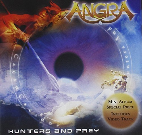 Hunters & Prey by ANGRA (2003-02-25)