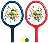 Sonic Smash Racquet Set(Color May Vary)