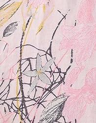 VB Woman's Scarf, trendy - floral-pattern