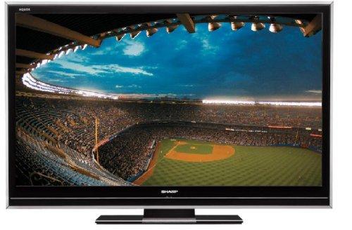 Sharp Aquos LC52D85U 52-Inch 1080p 120Hz LCD HDTV