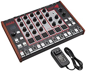 akai professional rhythm wolf analog drum machine and bass synthesizer musical. Black Bedroom Furniture Sets. Home Design Ideas