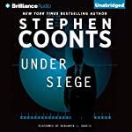 Under Siege: The Jake Grafton Series, Book 5 (       UNABRIDGED) by Stephen Coonts Narrated by Benjamin L. Darcie