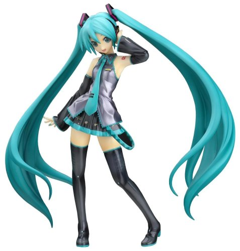 Vocaloid Miku Hatsune 1/8 Scale PVC Figure