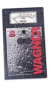 Wagner L606 Proline 5% to 30% Pinless Analog Wood Moisture Meter
