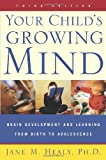 Image of Your Child's Growing Mind: Brain Development and Learning From Birth to Adolescence