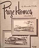 img - for Prize homes,: Volume 2 book / textbook / text book