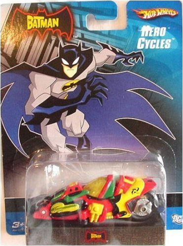 Picture of Mattel Hotwheels Thunder Cycles Cyber Tooth Car Figure (B001D46006) (Mattel Action Figures)