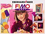 Staedtler Fimo Soft 8023 20 Oven Hardening Modelling Clay Creative Set - Star Model