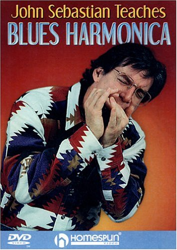 Sebastian-Blues Harmonica [DVD]