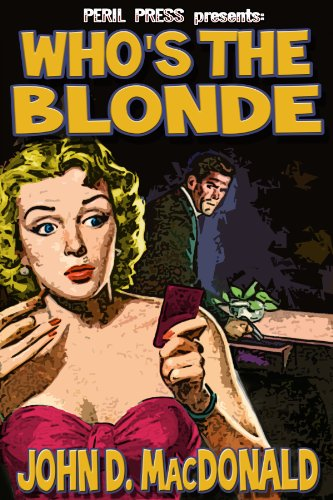 Who'S The Blonde? [Illustrated]