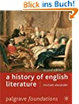 A History of English Literature (Palg...