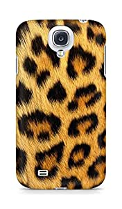 Amez designer printed 3d premium high quality back case cover for Samsung Galaxy S4 (cheetah print)