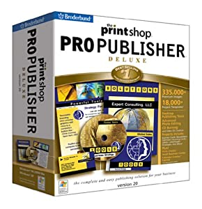 Customer favorite and best seller within the Print Shop line of products, The Print Shop Deluxe has been updated to work with Windows 7 and Vista. Now you can access your Print Shop 23 & 22 files on a Windows 7 operating system.
