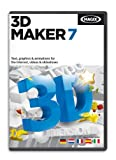 Software - MAGIX 3D Maker 7