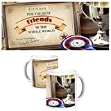 ToduGift Friends Forever mug