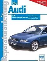 Audi A3 2001-2004 (Reparaturanleitungen)...